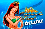 Mermaid's Pearl Deluxe в казино Вулкан