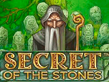 Автомат Secret Of The Stones в казино Вулкан на деньги